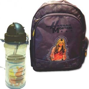 Kids Gifts-hannah Montana School Bag