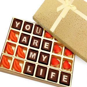 Theme Chocolates- You Are My Life