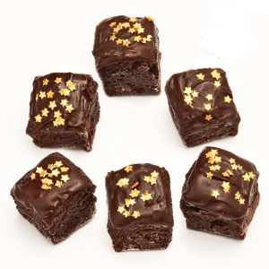 Gifts-chocolate Square Cake Bites