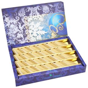 Sweets-ghasitaram Gifts Sugarfree Pure Kaju Katlis Box