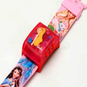 Gifts Kids Hampers -barbie Watch