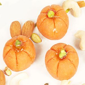 Sweets-ghasitaram Gifts Sugarfree Orange Delight