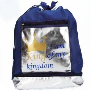 Gifts Kids Hampers -king Blue Bag