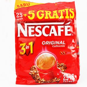 Tea, Coffee - Chocolate-Nescafe Original Coffee Mix