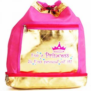 Gifts Kids Hampers -princess Pink Bag