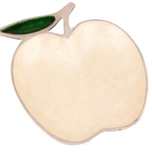 Gifts - Silver Apple Aluminium Tray