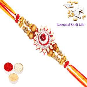 Rakhis & Gifts (USA) - Rakhis Online Usa-TR-p2024 Traditional  Rakhi