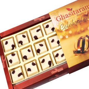 Chocolate-choco Coffee Bean Chocolate Box (18 Pcs)