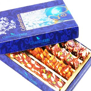 Sweets-ghasitaram Gifts Natural Sugarfree Mix