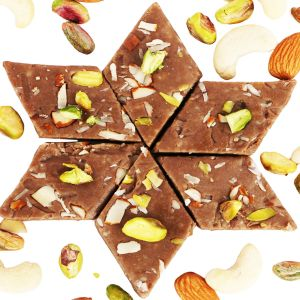 Ghasitarams Sweets Sugarfree Chocolate Kaju Katli