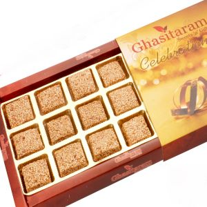 Lohri Sweets-roasted Seasame Delight 18 PCs