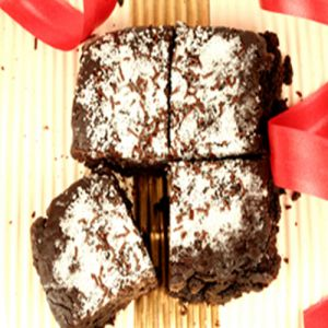 Gifts-mocha Coconut Brownies