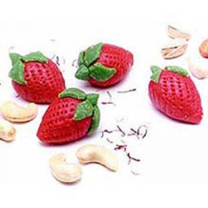 Sweets-dryfruit Stawberry