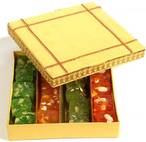 Sweets-ghasitaram Gifts Mix Halwas
