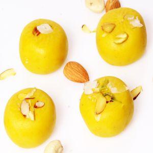 Buy sweets sugarfree mango kaju katli online best prices in sweets ghasitaram gifts sugarfree mawa peda kesar negle Image collections
