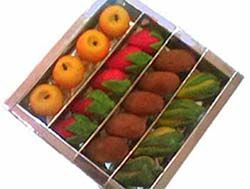 Sweets-ghasitaram Gifts Sugarfree Fruit Box