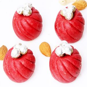 Sweets-ghasitaram Gifts Sugarfree Rose Kaju Bon Bons
