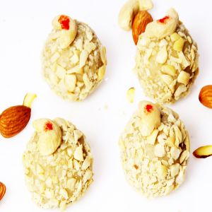 Sweets-ghasitaram Gifts Sugarfree Kaju Laddoo