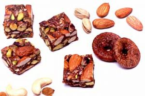 Sweets-ghasitaram Gifts Sugarfree Nut Khut