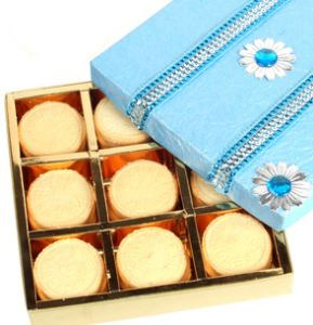 Biscuits, Cookies, Crackers - Gifts-Special Shrewberry Pune Biscuits 250 gms
