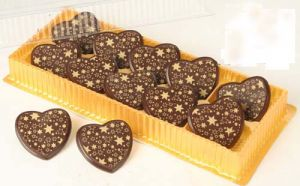 Chocolates Twinkling Hearts