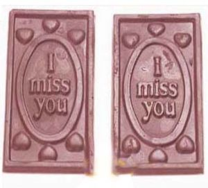 Chocolates -miss U Chocolate