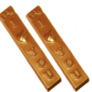 Chocolates-i Love You Standing Bars