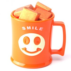 Gifts Hamper-smiley Mug With Chocolates