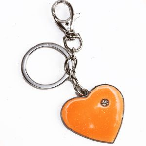 Gifts - Glowing Heart Keychain