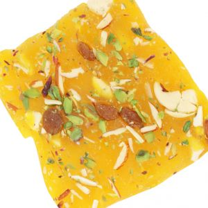 Sweets- Mango Ice Halwa