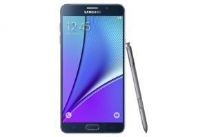 Samsung - Samsung Galaxy Note 5 N920g (black Sapphire, 32gb) Mobile Phone