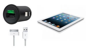 Tablet Chargers - Apple iPad 3 Belkin Car Charger