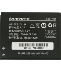 Panasonic,G,Quantum,Snaptic,Lenovo Mobile Accessories - Lenovo A356/A368/A60/A65/A390/A390T Original Li Ion Polymer Replacement Battery BL-171 by Snaptic