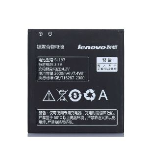 Lenovo S720 S720i A800 A820t A798t Li Ion Polymer Original Replacement Battery Bl-197 By Snaptic