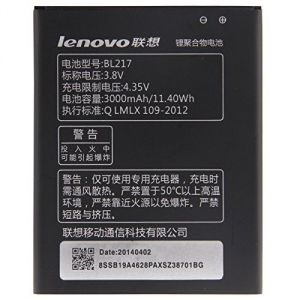 Jvc,Snaptic Mobile Phones, Tablets - Lenovo S930/S939 Original Li Ion Polymer Replacement Battery BL-217 by Snaptic