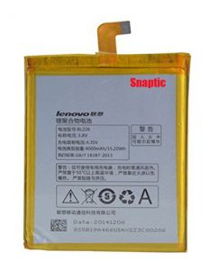 Lenovo S860 Original Li Ion Polymer Replacement Battery Bl-226 By Snaptic