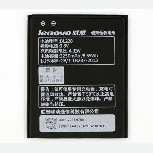 Sandisk,Snaptic,G,Htc,Manvi,Micromax Mobile Phones, Tablets - Lenovo A588T A360T A380T Li Ion Polymer Replacement Battery BL-228 by Snaptic