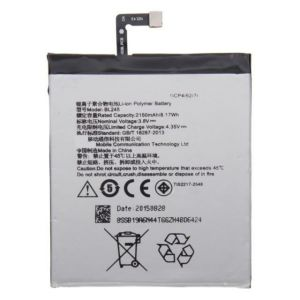 G,Vox,Snaptic,Zen Mobile Phones, Tablets - Lenovo S920 A750 Original Li Ion Polymer Replacement Battery BL-250 by Snaptic