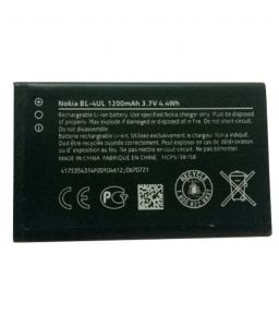 Nokia Lumia 225 Li Ion Polymer Replacement Battery Bl-4ul By Snaptic