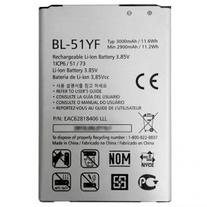 Snaptic Battery for mobile - LG G4 Li Ion Polymer Replacement Battery BL-51YF by Snaptic