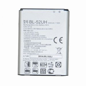 LG L65 D285 D320 Vs876 D325 Optimus L70 Li Ion Polymer Replacement Battery Bl-52uh By Snaptic
