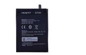 Oppo R827 R827t R850 Li Ion Polymer Battery Blp563 By Snaptic