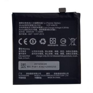 Oppo N3 N5206 N5207 N5209 Li Ion Polymer Replacement Battery Blp-581 By Snaptic