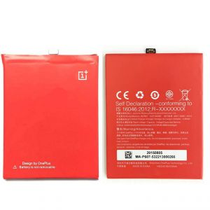 Panasonic,Motorola,Jvc,H & A,Snaptic,Apple,Concord Mobile Phones, Tablets - Oneplus X Li Ion Polymer Replacement Battery BLP-607 by Snaptic