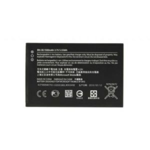 Vox,Fly,Canon,Apple,Motorola,Snaptic Mobile Phones, Tablets - Nokia Lumia 430 Li Ion Polymer Replacement Battery BN-06 by Snaptic