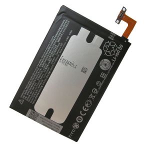 Apple,Amzer,Vox,Snaptic,Vu Mobile Phones, Tablets - HTC One M8 Li Ion Polymer Replacement Battery BOP6B100 by Snaptic
