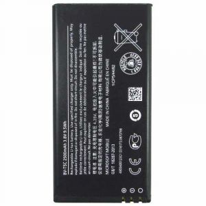 Microsoft Lumia 640 Li Ion Polymer Replacement Battery Bv-t5c By Snaptic