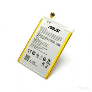 Asus Zenfone 6 Li Ion Polymer Internal Replacement Battery C11p1325 By Snaptic