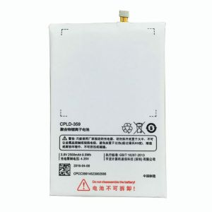 Panasonic,G,Vox,Amzer,Sandisk,Motorola,Snaptic Battery for mobile - Coolpad Y75 Y76 Y90 Y80c Y80d Li Ion Polymer Replacement Battery CPLD-359 by Snaptic