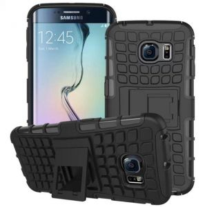 Panasonic,G,Quantum,Snaptic,Apple Mobile Accessories - Snaptic Tough Hybrid Defender Kickstand Case for Samsung Galaxy S7 Edge